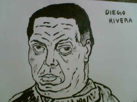 Diego Rivera por arun